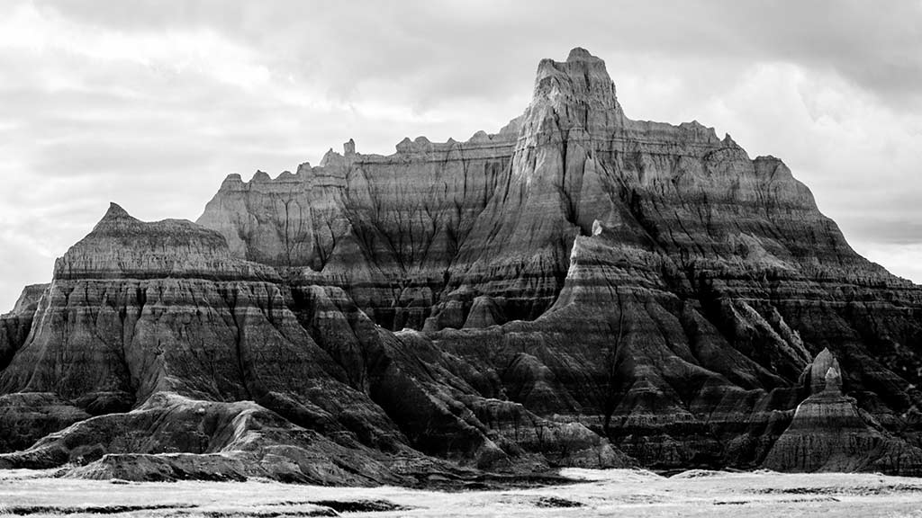 badlands national park usa south dakota travel photography