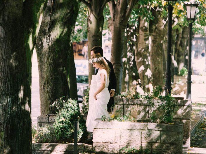 Bride groom spain wedding