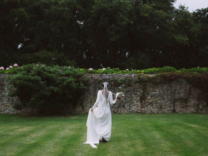 asturias spain wedding bride