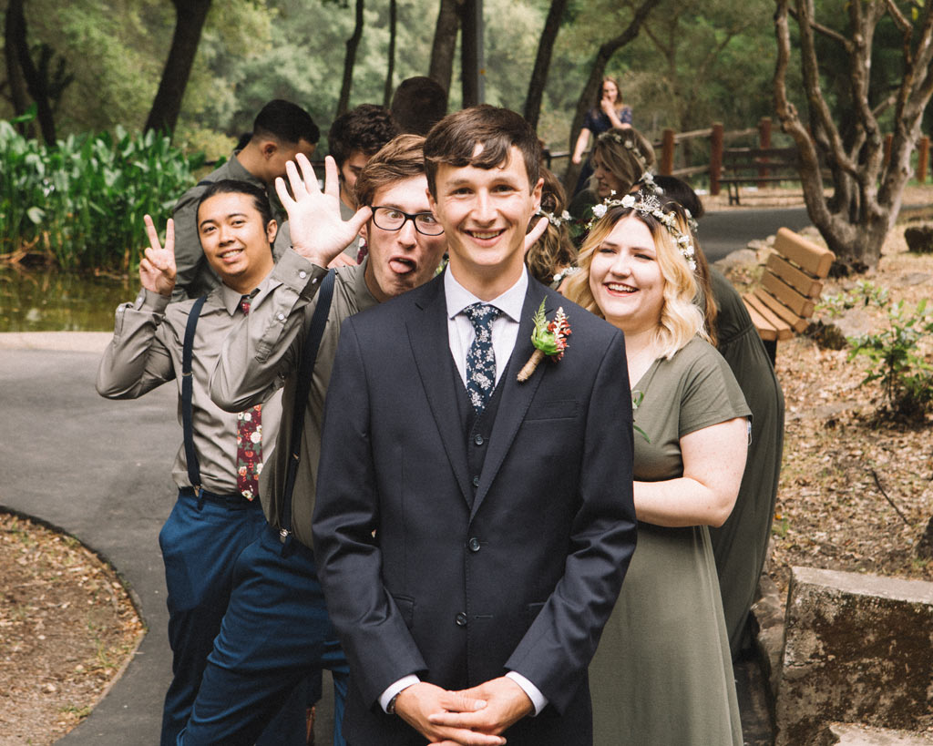 Sanborn park saratoga California wedding photographer