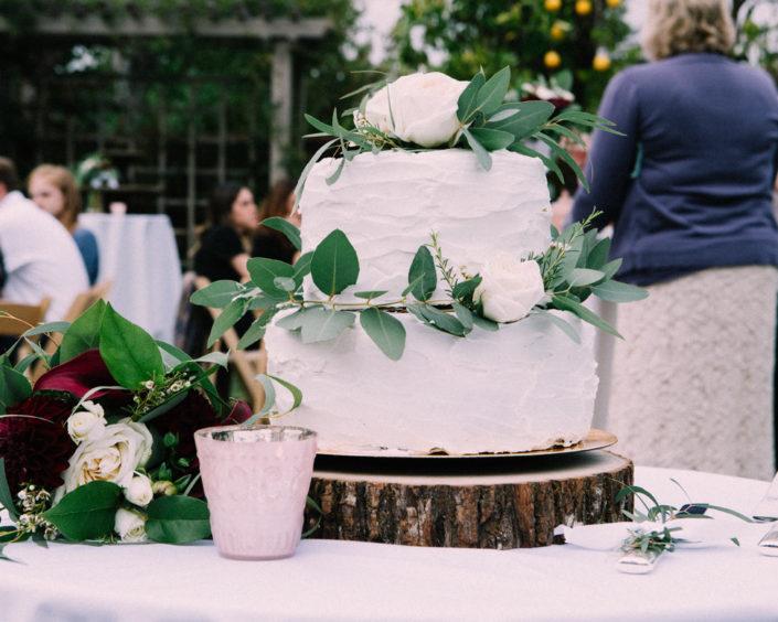 wedding cake california